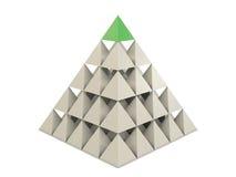 pyramidpyramider Fotografering för Bildbyråer