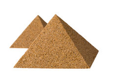 Pyramids Stock Photography