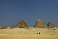 Pyramids Royalty Free Stock Image