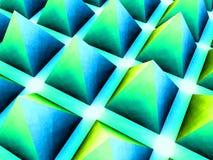 Pyramids 3. A background image of a set of pyramids Stock Images