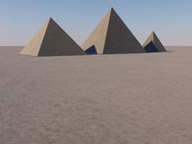 Pyramids Stock Images