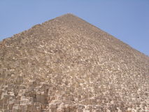 Pyramids. One of the world wonders, Egyptian Pyramid Royalty Free Stock Images