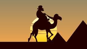 Pyramids stock footage