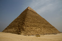 Pyramids of Egypt Royalty Free Stock Image