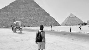 Pyramids royalty free stock images