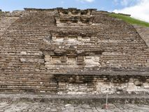 Pyramids of El Tajin stock image
