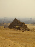 Pyramids of giza 12 Royalty Free Stock Photo