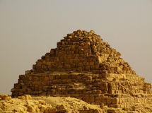 Pyramids of giza 14 Royalty Free Stock Photography