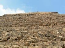 Pyramids of giza: Cairo Egypt stock image