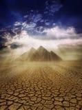 Pyramids.jpg Royalty Free Stock Image