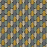 Pyramids pattern Stock Photography