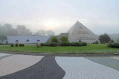 Pyramids in Poland Royalty Free Stock Photos