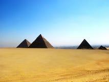Pyramids Royalty Free Stock Photography