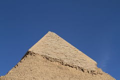 The Pyramids and Sphinx of Egypt Royalty Free Stock Photography