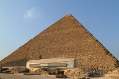 The Pyramids and Sphinx of Egypt Stock Photos
