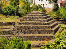 Pyramids, Tenerife Royalty Free Stock Photo