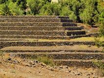 Pyramids, Tenerife Royalty Free Stock Image