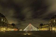 Pyramidsymbol Arkivfoto