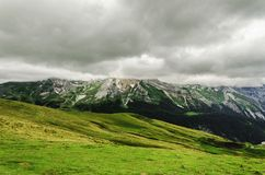 Pyrenäen-Berge Lizenzfreie Stockfotos