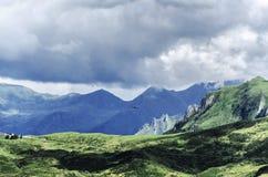 Pyrenäen-Berge Lizenzfreies Stockbild