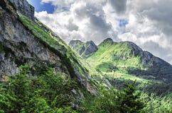 Pyrenäen-Berge Lizenzfreie Stockfotografie