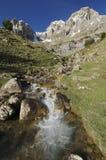 Pyrenean landschap Royalty-vrije Stock Afbeeldingen