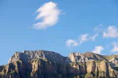 pyrenees Испания стоковые изображения
