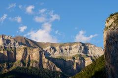 pyrenees Испания стоковые фото