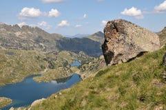 Pyrenees Imagenes de archivo