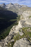 Pyrenees lizenzfreies stockbild