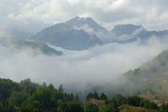 Pyrenees Fotografie Stock Libere da Diritti
