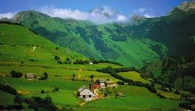 Pyrenees stockfotografie