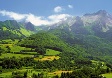 Pyrenees Royalty Free Stock Photos