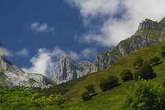 The Pyrenees Royalty Free Stock Photos