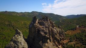 pyrenees stock footage