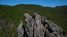 pyrenees video d archivio