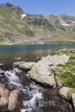 Pyrenees in Andorra Stock Images