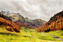 Pyrenees Atlantiques Fotografia de Stock Royalty Free