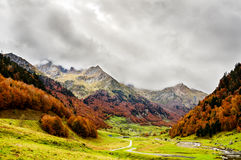Pyrenees Atlantiques royalty free stock images
