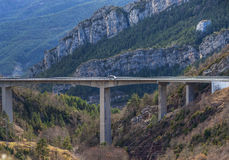 In the Pyrenees Stock Images