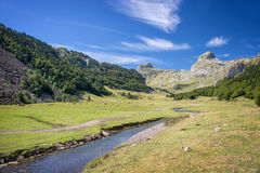 Pyrenees, France Royalty Free Stock Images