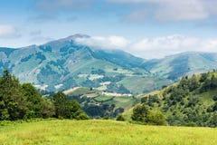 Pyrenees franceses Fotografía de archivo