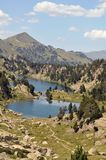 Pyrenees hermosos Foto de archivo libre de regalías