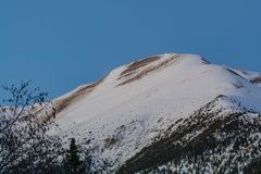 Pyrenees i Andorra royaltyfri foto
