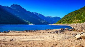 Pyrenees landscape Royalty Free Stock Photography