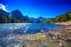 Pyrenees landscape Royalty Free Stock Image