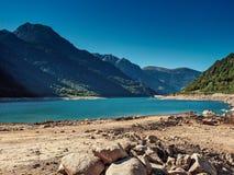 Pyrenees landscape Stock Image
