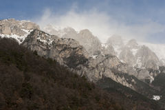 The Pyrenees Landscape Royalty Free Stock Image