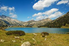 Pyrenees mountains Royalty Free Stock Image