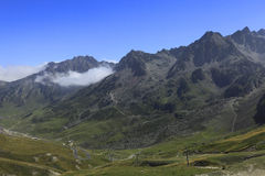 Pyrenees Mountains Royalty Free Stock Images